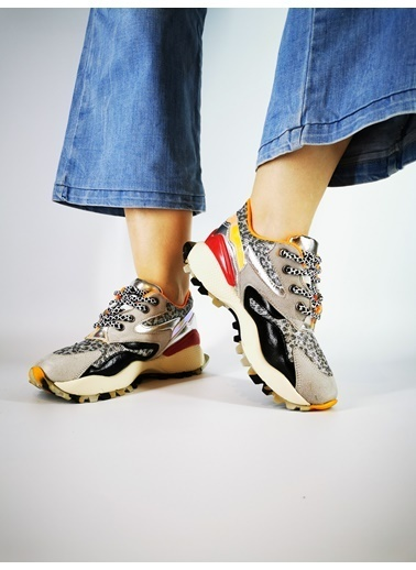 Nemesis Shoes Spor Ayakkabı Gri
